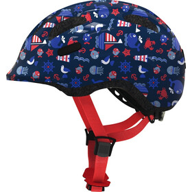 ABUS Smiley 2.1 Helmet Kids blue maritim